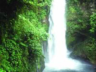 Bijagual Waterfall Tours Jaco Costa Rica