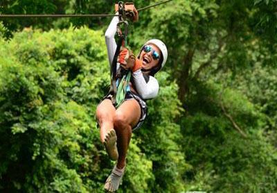 Jaco Zipline Canopy Tour