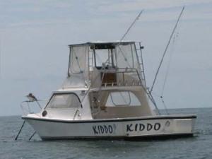 Costa Rica Deep Sea Fishing Charter