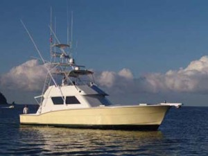 Devilsh Dreams 55 Feet Costa Rica Fishing Boat
