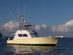 Devilsh Dreams 55 Feet Costa Rica Fishing Boat