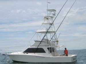 Fishing Charter 35 Feet boat