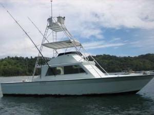 Shot On 38 Feet Costa Rica Charter