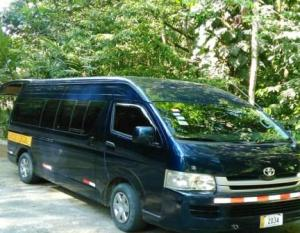 Quepos Private Transportation